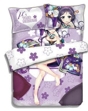 Load image into Gallery viewer, Love Live Nozomi Tojo Bedding Sheet SP1710511