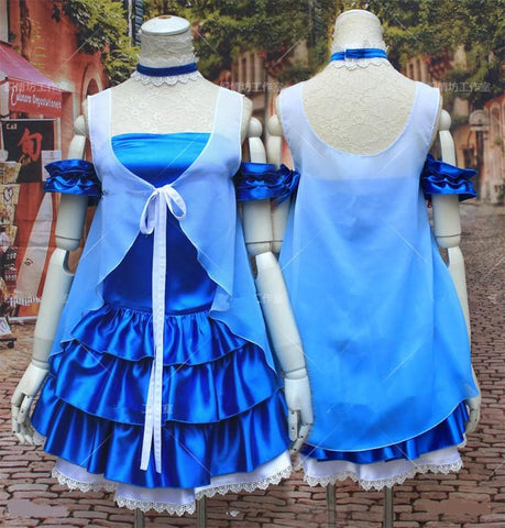 [Love Live] Umi Sonoda Floral Fairy Cosplay Costume SP153606