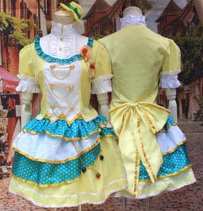 [Love live] Hanayo Koizumi Fruit Maid Dress Cosplay Costume SP153591 - SpreePicky  - 4