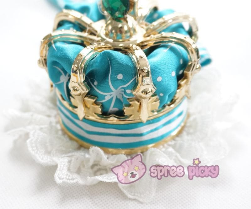 Love live Minami Kotori Blingbling Snow Cosplay Crown Hair Clip Accessory SP152785 - SpreePicky  - 1
