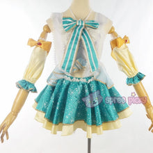 Load image into Gallery viewer, Love live Minami Kotori Blingbling Snow Cosplay Custome SP151822 - SpreePicky FreeShipping
