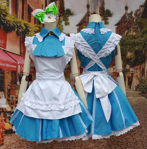 [Love live] Minami Kotori Maid Dress Cosplay Costume SP153586 - SpreePicky  - 4
