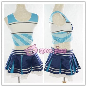 Love live Sonoda Umi Cheerleaders Uniforms SP152458 - SpreePicky  - 2