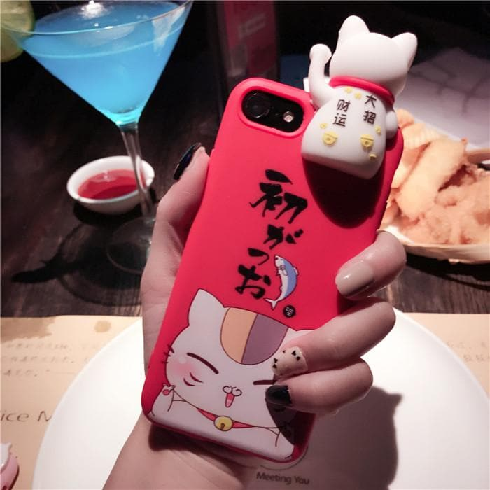 Lucky Cat iPhone Phone Case SP178669