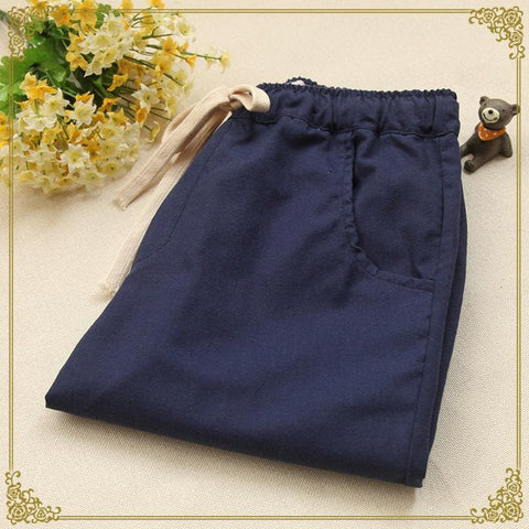 M-3XL 6 Colors Leisure Pants SP166958