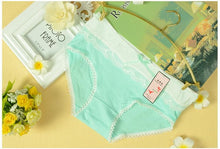 Load image into Gallery viewer, M-XL 11 Colors Kawaii Hipster Lace Undies SP165642
