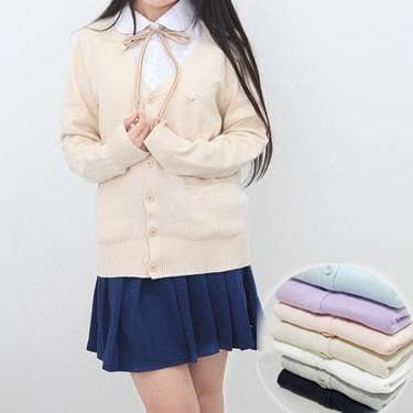 M/L 5 Colors Jfashion Sweater Cardigan SP165888