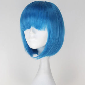 Magical Angel Creamy Mami Cosplay Blue Wig SP165032