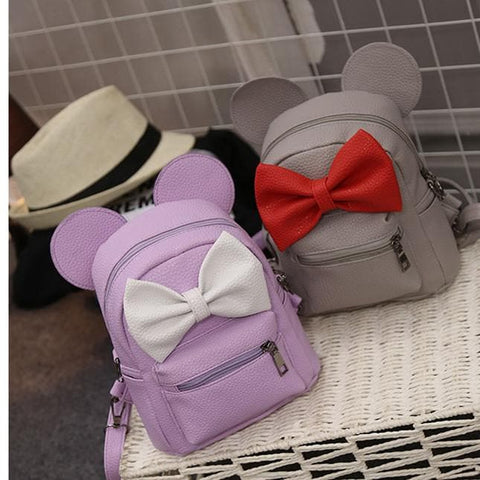 Mini Minnie Bow Bag/Backpack SP179285