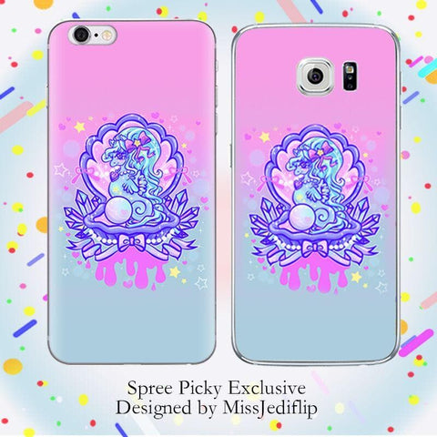 [MissJediflip Design] Seapony Princess Phone case For ANY Phone Case SP178843