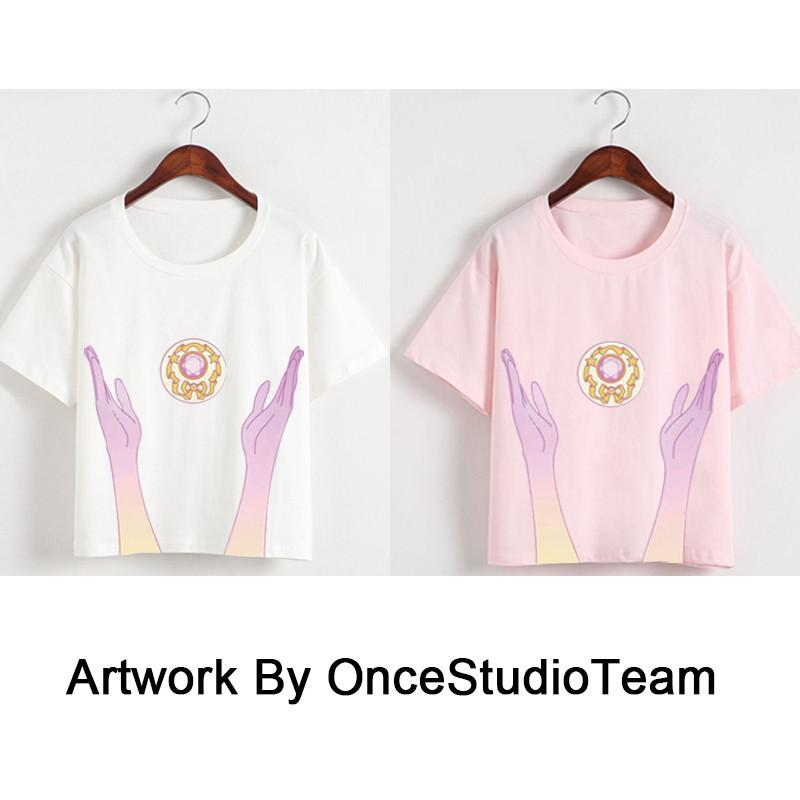 Moon Prism Power Tee Shirt SP179332