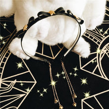 Load image into Gallery viewer, Mori Girl Star Tassel Hair Clip/Hairband SP1811990