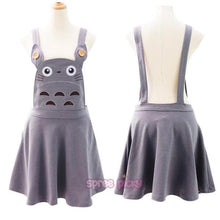 Load image into Gallery viewer, My Neighbor Totoro Strap Dress SP153542
