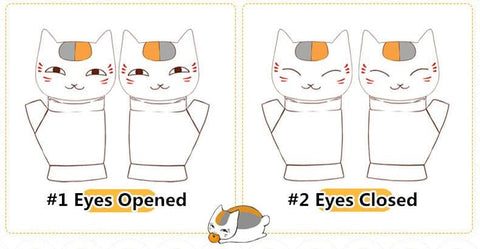 Nyanko Sensei Hand Warmer Gloves SP178634