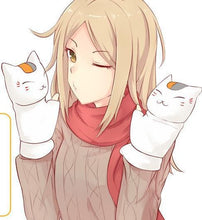 Load image into Gallery viewer, Nyanko Sensei Hand Warmer Gloves SP178634