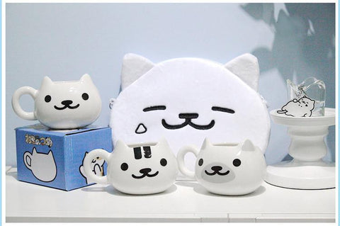 Neko Atsume Ceramic Mug SP179555
