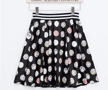 Load image into Gallery viewer, [Neko Atsume] S/M/L Black Neko Cat Top and Pankskirt Set SP165383