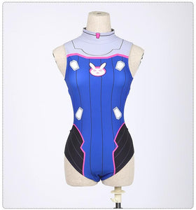Overwatch D.VA Cosplay Swimsuit SP167864
