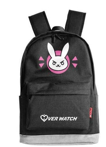 Overwatch D.Va Genji School Backpack SP167837