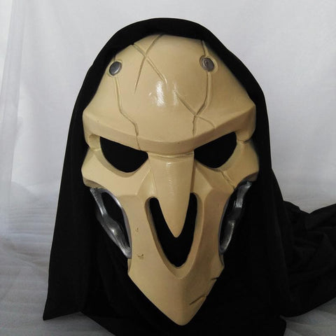 Overwatch Reaper Cosplay Mask SP167923