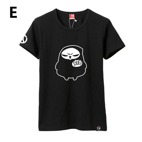 Overwatch Reaper Printing T-Shirt SP179286