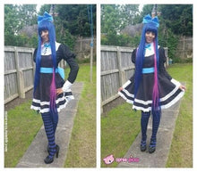 Load image into Gallery viewer, Panty & Stocking Black Maid Dress Cosplay Costume SP151649 - SpreePicky  - 4