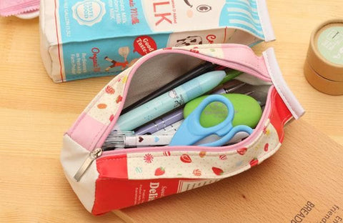 Pink/Blue/Red Student Pencil Case SP167382