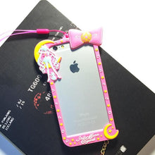 Load image into Gallery viewer, Pink/Purple [Sailor Moon] Iphone 6/Iphone 6 Plus Phone Case SP154280 - SpreePicky  - 8