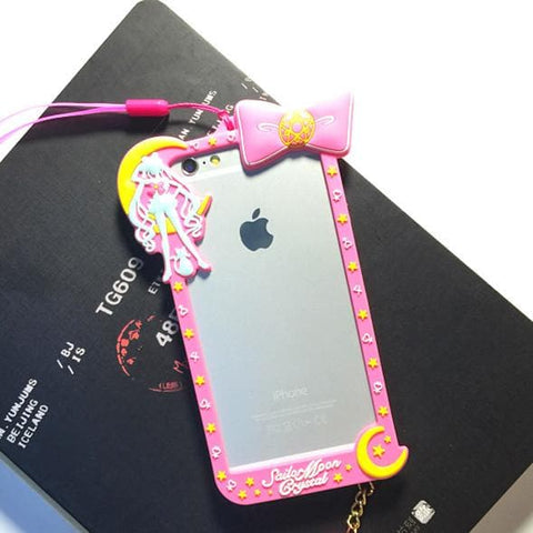 Pink/Purple [Sailor Moon] Iphone 6/Iphone 6 Plus Phone Case SP154280 - SpreePicky  - 8