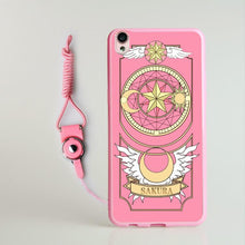 Load image into Gallery viewer, Cardcaptor Sakura Magic Card Phone Case SP167398