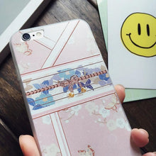 Load image into Gallery viewer, Pink Kimono Phone Case SP165206