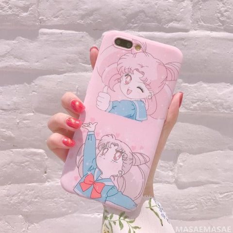 Pink Sailor Moon Phone Case SP1811727