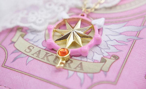 Preorder Cardcaptor Sakura Key Necklace SP168011
