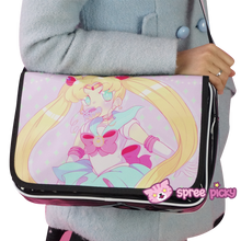 Load image into Gallery viewer, [Princess-misery Design] Saior Moon Donut Shoulder Bag SP164753 - SpreePicky  - 1