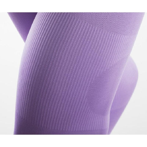 Purple/Black Compression Step on the Foot Socks SP164928 - SpreePicky  - 7