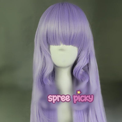 Purple Show By Rock Chuchu Cosplay Wig SP165770