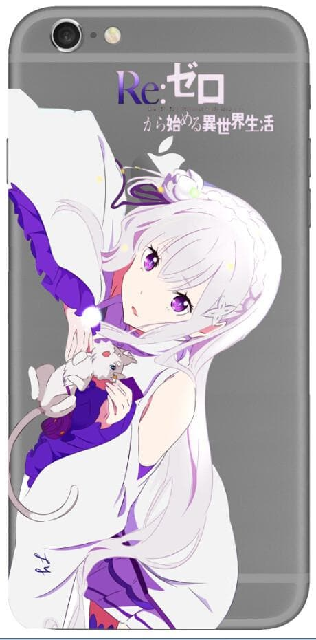 Re: Life In A Different World From Zero- Rem Ram Phone Case for Any Phone SP168331