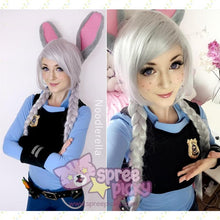 Load image into Gallery viewer, Rabbit Judy Cosplay Wig SP165671