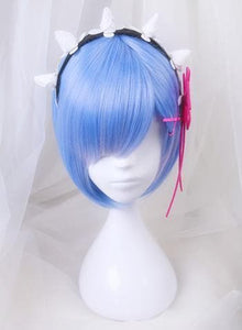 Re: Life In A Different World From Zero- Pastel Gradient Cosplay Wig SP168159