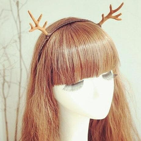 Reindeer Ears Hair Band SP154109 - SpreePicky  - 1