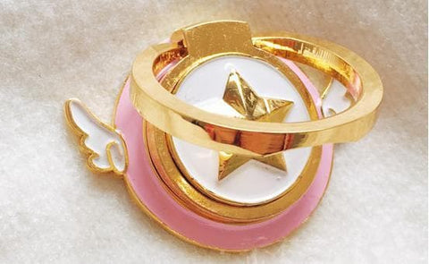 Cardcaptor Sakura Finger Ring Holder for Phone SP165496