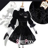 NieR:Automata 2B Cosplay Costume SP179600