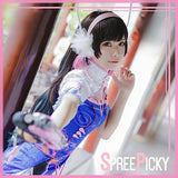 {Reservation}Overwatch DVA Song Hannah Cheongsam SP179866