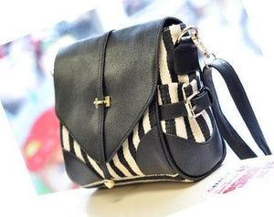Retro Stripes Mail Bag SP152230 - SpreePicky  - 2
