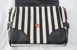 Retro Stripes Mail Bag SP152230 - SpreePicky  - 7