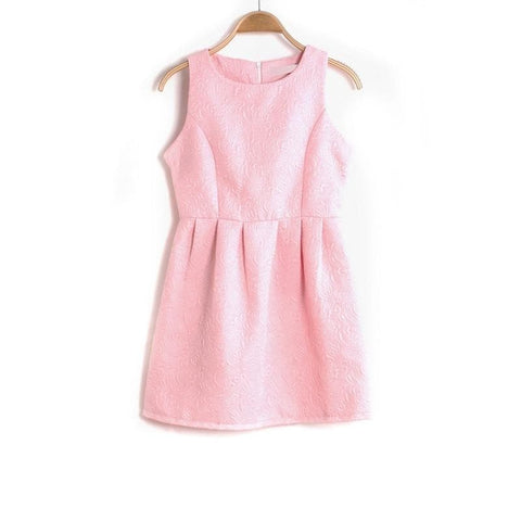 S-2XL 5 Colors Sleeveless Dress SP152271 - SpreePicky  - 5