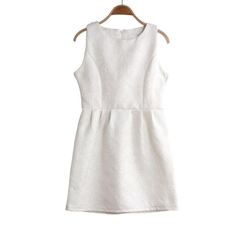 S-2XL 5 Colors Sleeveless Dress SP152271 - SpreePicky  - 6