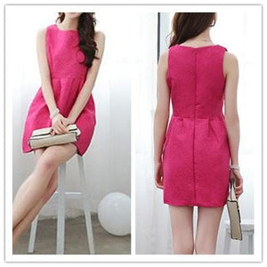 S-2XL 5 Colors Sleeveless Dress SP152271 - SpreePicky  - 8