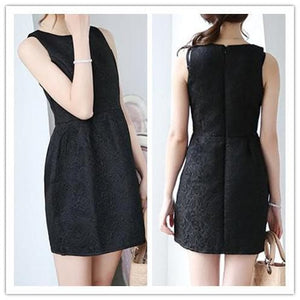S-2XL 5 Colors Sleeveless Dress SP152271 - SpreePicky  - 9