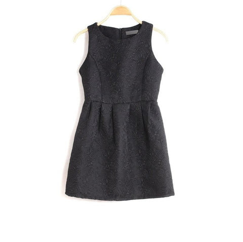 S-2XL 5 Colors Sleeveless Dress SP152271 - SpreePicky  - 4